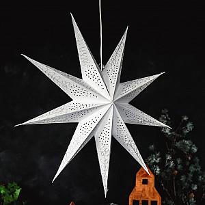 Majas Julstjärna Crochet