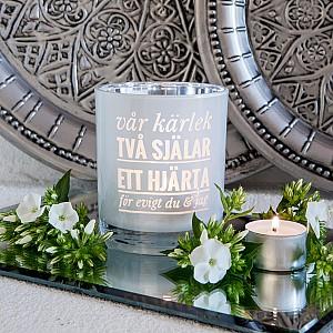 Majas Ljuslykta Vår kärlek