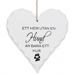 Heart Ett hem utan en hund