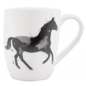 Mugg Horse med häst