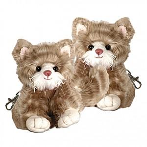 Nyckelring Katt Maciek - Rosa nos