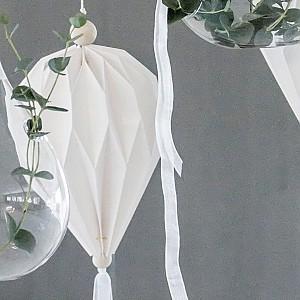 Papierballon Boviken