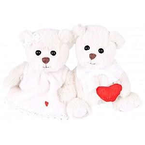 Teddy Bear Oliver mit rotem Herzen