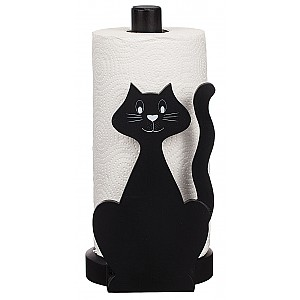 Kitchen Roll Holder Cat