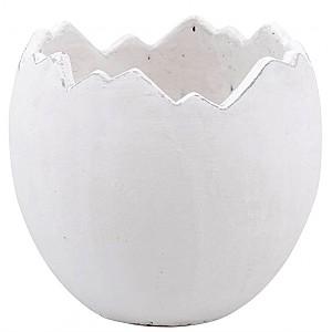 Pot Eggshell