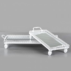 Mirror Tray Oblong