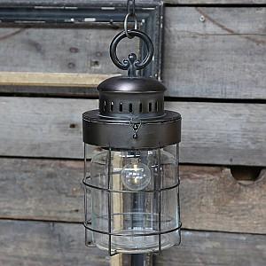 French Stall Lantern