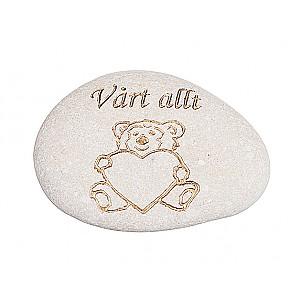 Stone Teddy Bear Vårt allt