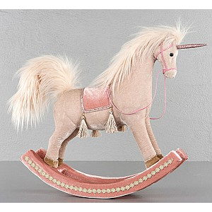 Rocking Horse Unicorn