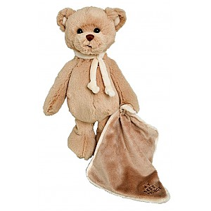 Teddy Bear / Comfort Blanket My Sweet Prince
