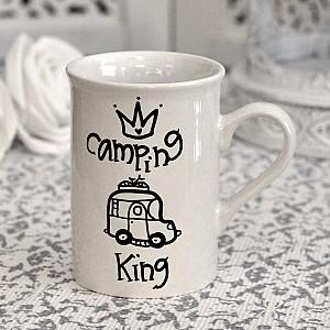 Tasse Kampierender König Camper Van