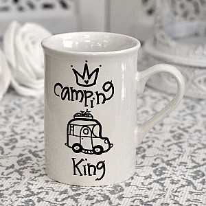 Mug Camping King Camper Van
