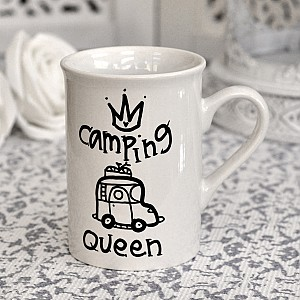 Mugg Camping Queen Husbil