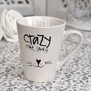 Mug Crazy cat lady