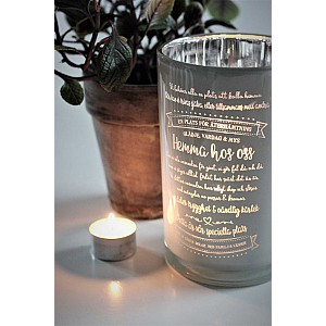 Majas Candle Holder Hemma hos oss