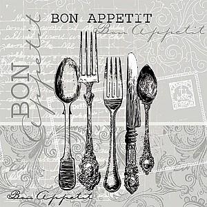 Servetter Bon Appetit