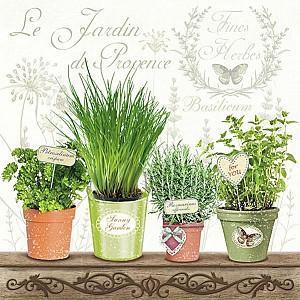 Napkins Le Jardin de Provence