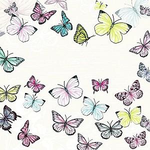 Napkins Butterfly