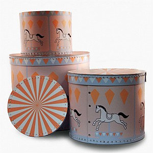 Box Set Horse Carousel