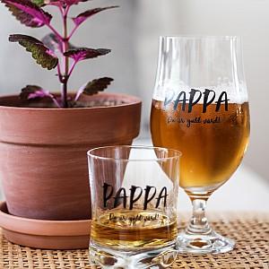 Majas Beer Glass Pappa
