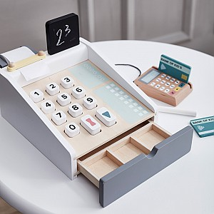 Kids Concept Cash Register