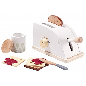 Kinderkonzept Toaster Set