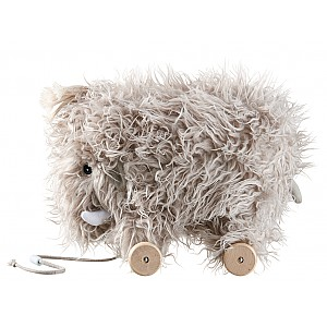 Kids Concept Pull Along Toy Mammoth NEO