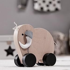 Kids Concept Träleksak Mammut NEO