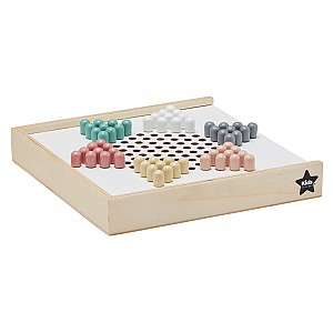 Kinderkonzept Chinese Checkers Edvin