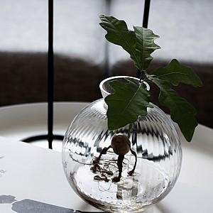 Glass Vase Vrå