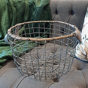 Wire Basket Korsgården Low