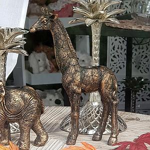 Ljusstake Giraff