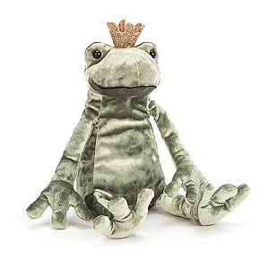 Jellycat Frog Prince Kiss