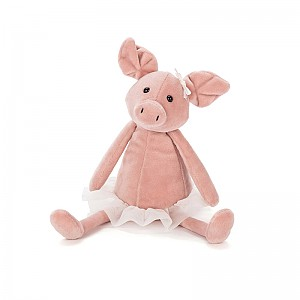 Jellycat Dancing Darcey Piglet - Small