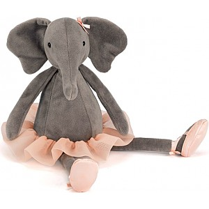 Jellycat Dancing Darcey Elephant - Large