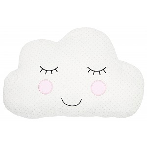 Sweet Dreams Cloud Cushion - White