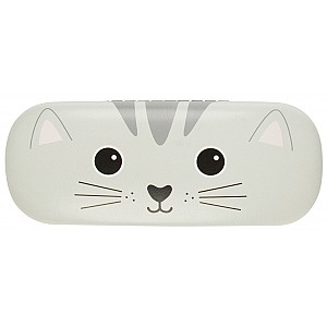 Nori Cat Kawaii Friends Glasses Case