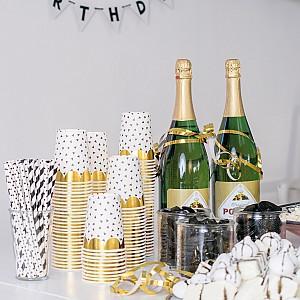 JaBaDaBaDo Paper Cups Confetti