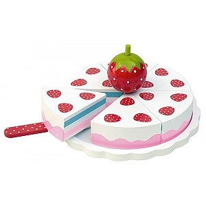 JaBaDaBaDo Strawberry Cake