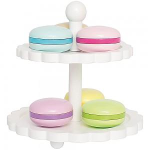 JaBaDaBaDo Cake Stand Macarons