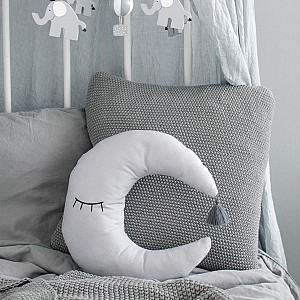 JaBaDaBaDo Moon Cushion