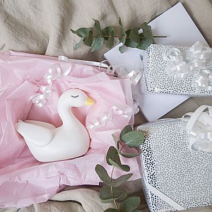 JaBaDaBaDo Nightlight Swan