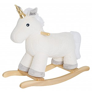 JaBaDaBaDo Unicorn Rocking Horse