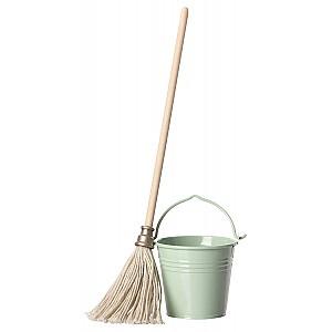Maileg Bucket & Mop