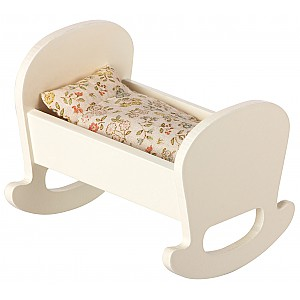Maileg Cradle Baby Mouse My