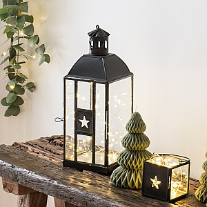 Lantern with Star