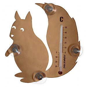 Thermometer Squirrel