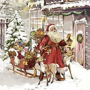 Servetter Christmas Visit