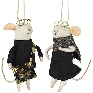 Mice set of 2