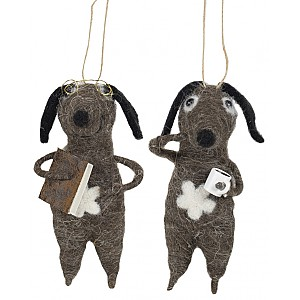 Dogs set of 2